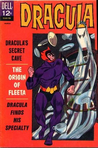 Dell Comics - Dracula