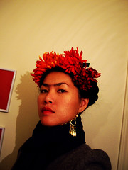 Me As Frida Kahlo 1