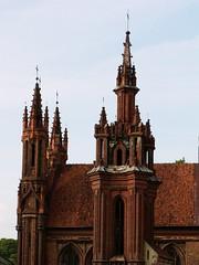 Vilnius - Šv. Onos Bažnyčia