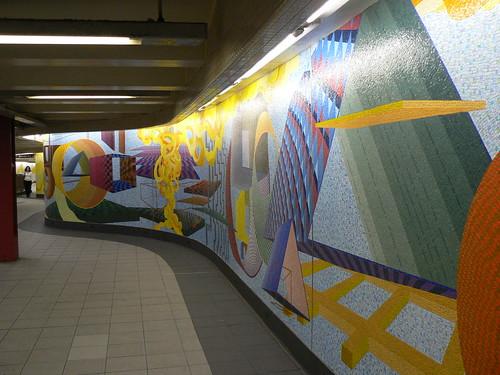NewYork City subway