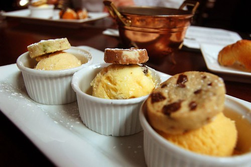 Ends: Ice Cream Trio