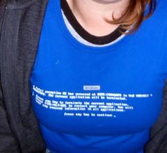 My T-shirt finally arrived