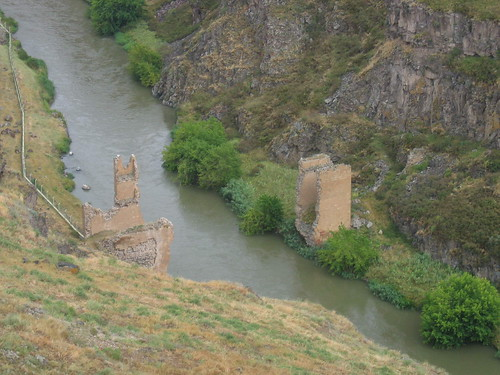 Armenian-Turkish border - credit: evrimnazli