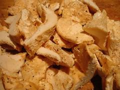 Chopped Hedghog Fungus