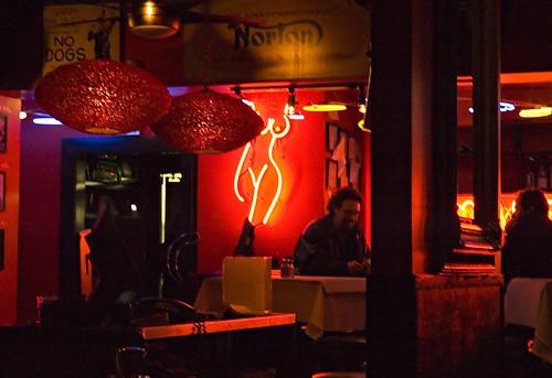 Red Light Night