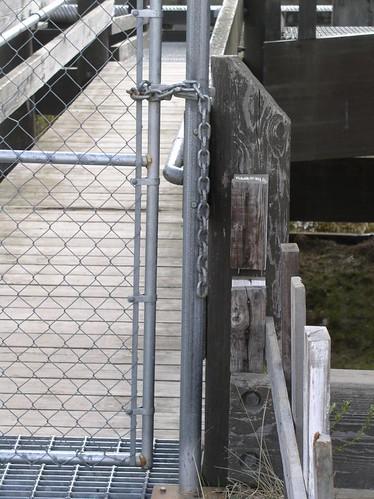bad gate