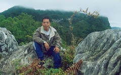 Me in Mt. Manunggal. Cebu