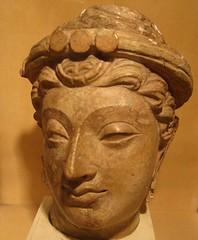 Indo-Greek Bust