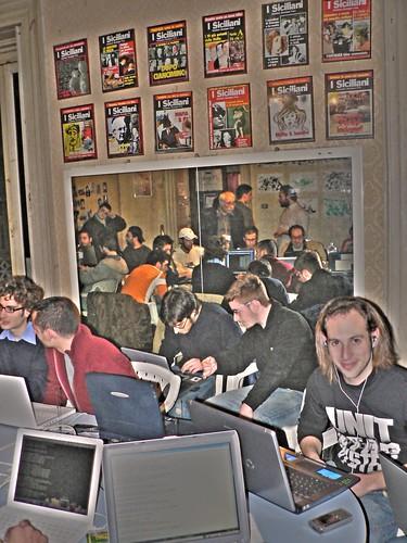 Il GNU/Linux Day 2006 a Catania