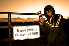 firearms prohibited
