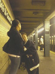 Mother & Child, Grand Concourse The Bronx