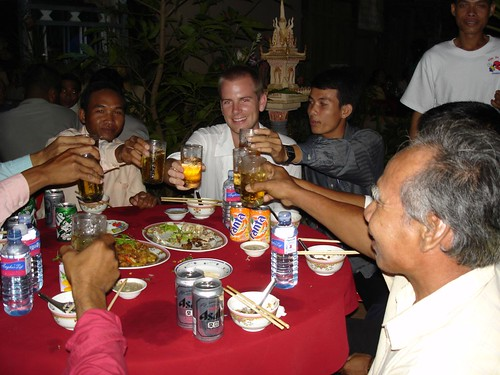 Cambodian Party - Siem Reap, Cambodia