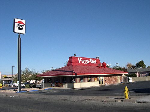 '80s Pizza Hut