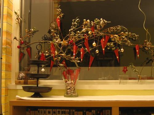 Christmas 2006, my advent calendar