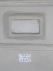 Il mattone di Parma