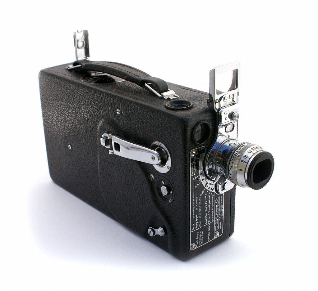 Cine Kodak Model K (1930)