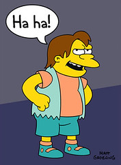 24818BP~The-Simpsons-Nelson-Haha-Posters