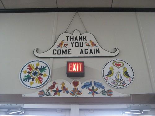 Roadside America - Thank You Come Again