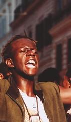 urlo....shouting