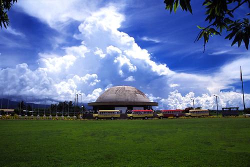 Samoa - Upolu - Parliament