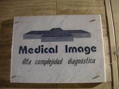 Medical Image Signage
