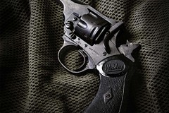 Webley and Scott Mk IV .38 revolver