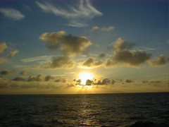 39.台灣海峽的日落