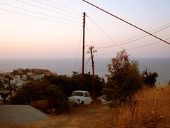 Ikaria 328 (isl_gr (away on an odyssey)) Tags: car hiking ikaria icaria  trails yugo zastava ege evdilos    ikarianenigma
