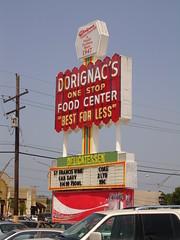 Dorignac's, New Orleans (Metairie) LA