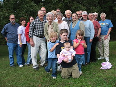 Bogue family reunion 2006