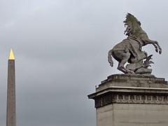 Il cavallo e l'obelisco