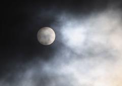 Playing Hide & Seek (Sun & Clouds)