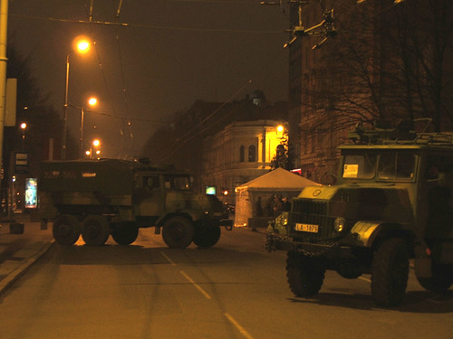 NATO Summit in Riga, November 2006