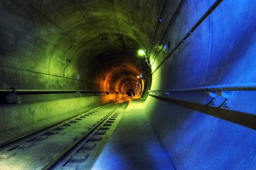 tunnel by thespeak