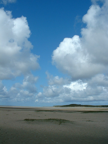 Texel Northsea Beach