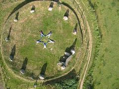 East Arquhorthies stone circle