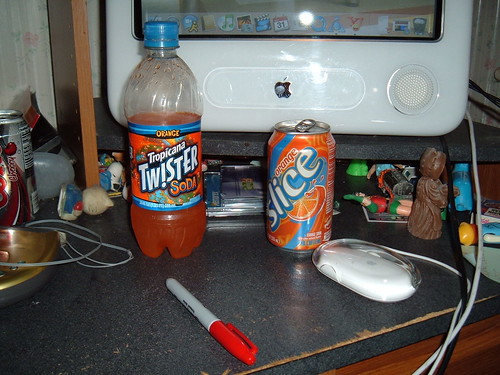 Slice, Meet Tropicana Twister Soda