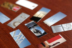 some moo cards