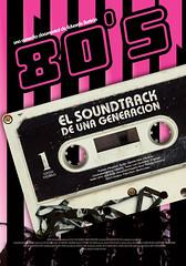 Afiche 80s