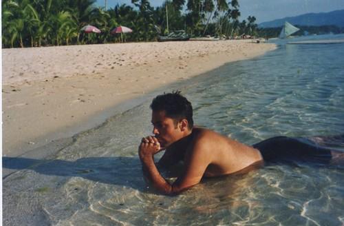 Boracay Philippines 1998 von Ihnen.