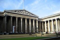 UK - London - Bloomsbury: British Museum