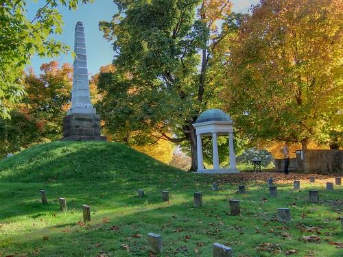 The Confederate Graveyard