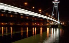 Bridge over Danube, Bratislava