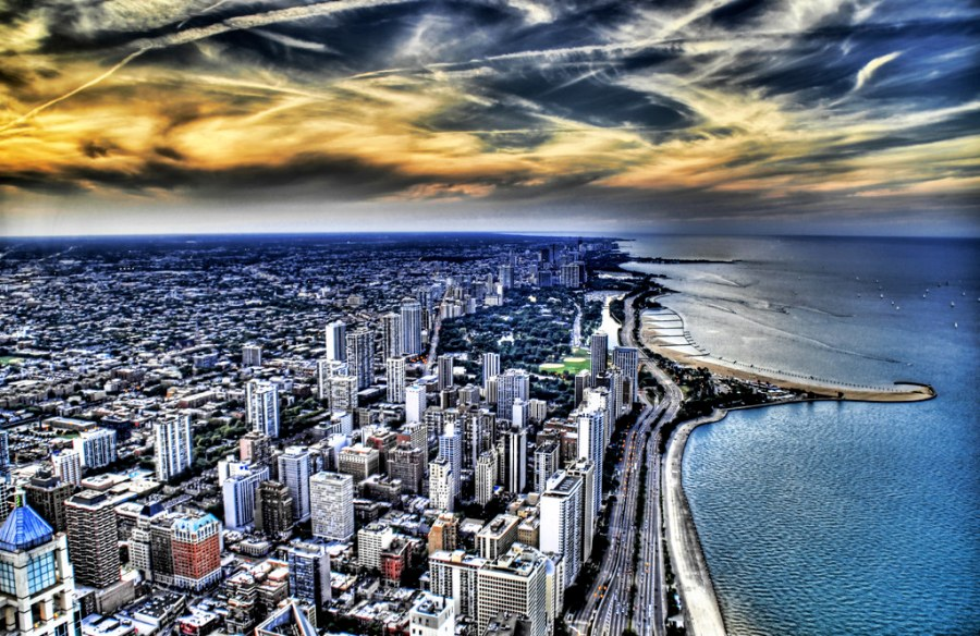 The Great Lake of Chicago