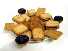 Biscuit Plate