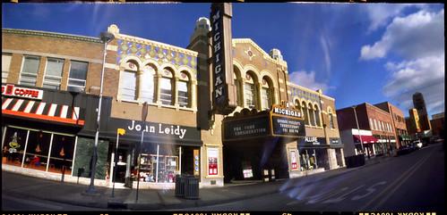 Michigan Theater Pinorama