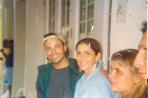 Once. When I was younger/Romina and Ramon von Ihnen.