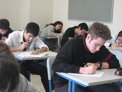 Writing Exams by ccarlstead, on Flickr