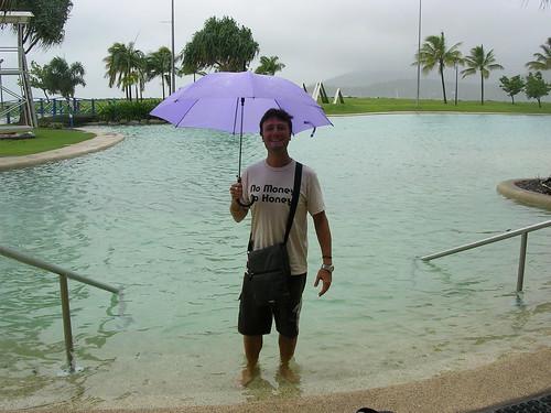 lluvia, lluvia y lluvia!!! Airlie Beach