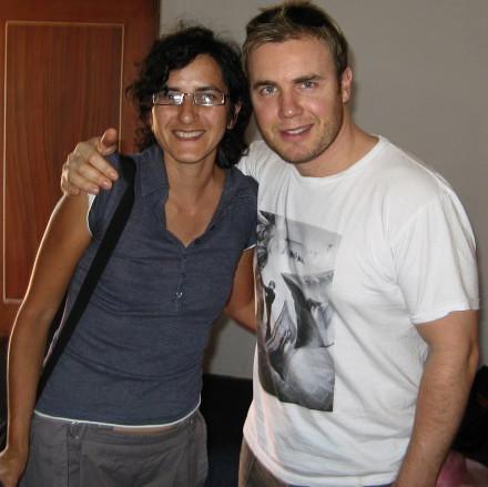 Me and Gary